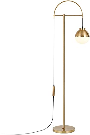 Lámparas de pie Iluminación de Interior Lámparas Lámpara De Pie LED De Metal Moderna, Dormitorio, Mesa De Estudio, Lámpara De Mesa Vertical, Sala De Estudio Cálida Lámparas de pie: Amazon.es: Hogar