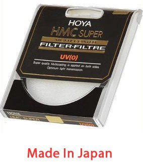 Hoya 52mm UV(0) HMC Super Multi Coated Glass - 0 Uv
