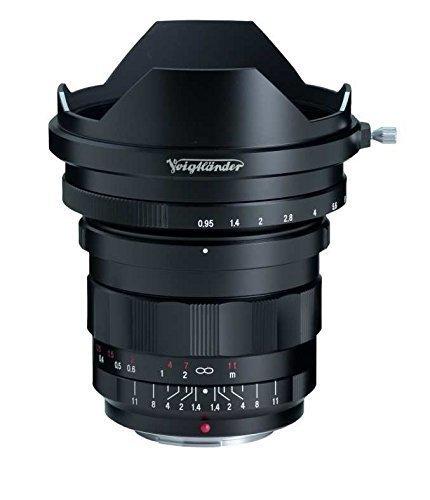 Price comparison product image Voigtlander Nokton 10.5mm f / 0.95 Manual Focus Lens for Micro 4 / 3 Mount