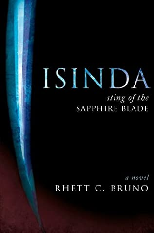book cover of Isinda: Sting of the Sapphire Blade