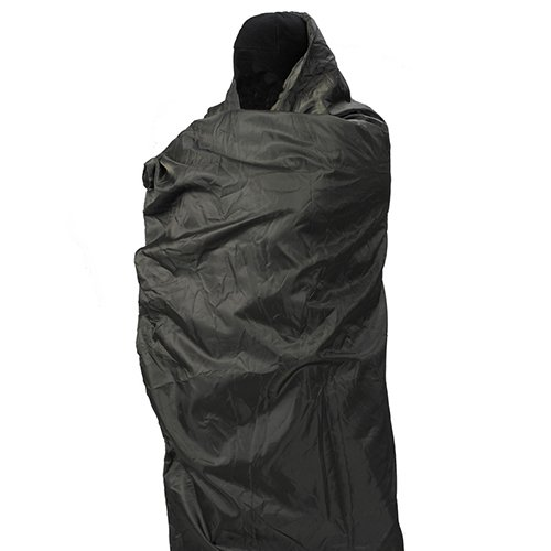 Snugpak Travelpak Oversized Blanket with Compression Stuff Sack, Lightweight, Pebble - Compression Snugpak Sack Olive