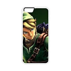iphone6 4.7 inch White The Legend of Zelda phone cases&Holiday Gift