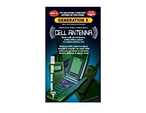10,000 GENERATION X GEN CELL PHONE ANTENNA BOOSTER BOOSTERS AS SEEN ON TV