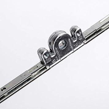 Siegenia Fenstergetriebe Fensterbeschlag Getriebe 3 Gr/ö/ße 0 FFH 480-600 mm TITAL IP FAVORIT Fensterbeschl/äge ToniTec Wartungsanleitung f/ür TITAN AF