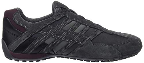 Uomo Sneaker Geox Anthracite Grigio Infilare Snake C9004 L 6wqxRdqtTn