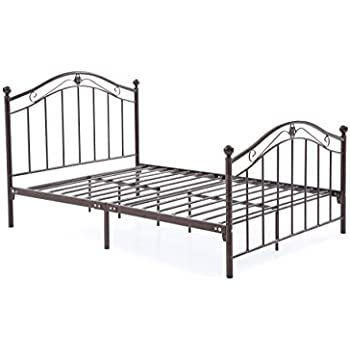 Steel Queen Size Bed Frame Trundle