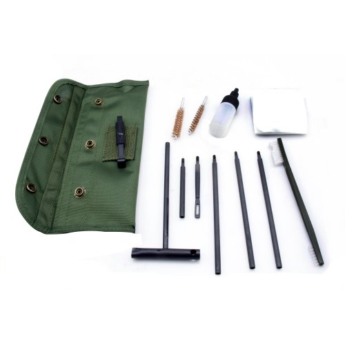 CCOP AK-47 Cleaning Kit and Pouch (Best Accessories For Ak 47)