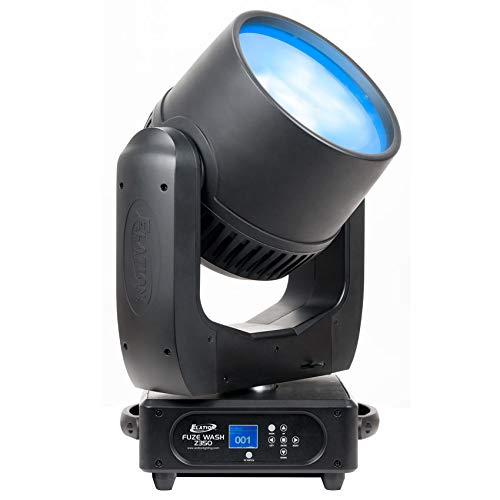 Elation Professional Fuze Wash Z350 RGBW COB LED Moving Head