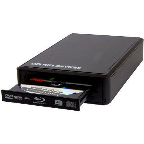 Delkin DDBD-R/DRIVE 8X 8X External Blu-Ray Burner DDBD-R/DRIVE 8X