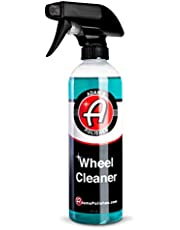 Adam's Deep Wheel Cleaner 16oz - Tough on Brake Dust, Gentle On Wheels - Changes Color As It Works