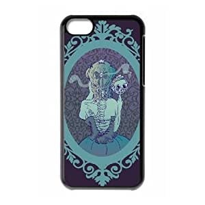 iPhone 5c Cell Phone Case Black GHOUL OF YOUR DREAMS BNY_6917172