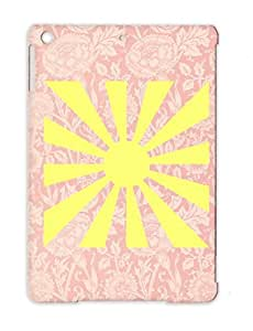 TPU Solar Nature Sun Ray Bright Yellow Animals Beam The Case For Ipad Air Yellow