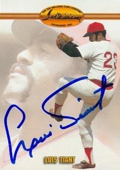 ed Baseball Card (Boston Red Sox) 1993 Ted Williams Co. #6 ()