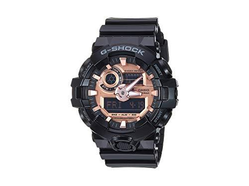 G-Shock Men's GA700MMC-1A Black One Size ()
