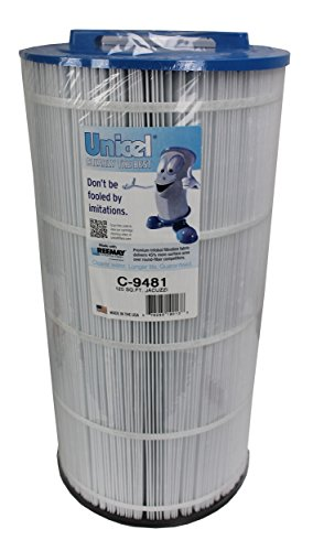 Unicel C-9481 Jacuzzi Sherlock Spa Filter Cartridge 120 Sq Ft FC-1401 PJ120-4 ()