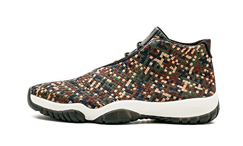 Nike Men's Air Jordan Future Premium Dark Army/Black-Sail 652141-301 (Size: - Air Black Future