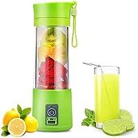 Hope Smile USB Juicer Cup, Portable Juice Blender, Household Fruit Mixer Machine (Color As per Stock)