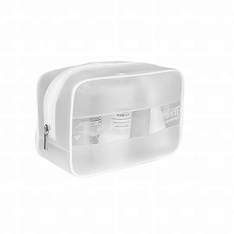 Kamiwwso Organizador de bolsas transparente para cosméticos ...