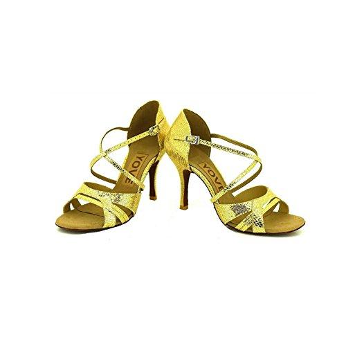 Dimensione Party Spillo Scarpe scarpe Xue colore Tacco amp; Evening Ballo Latino Donna C Similpelle D A Da 40 wZgfxzqgcv