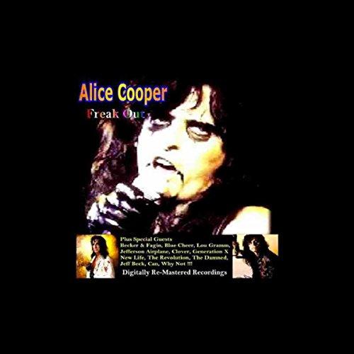 Alice Cooper Plus Special Gues...