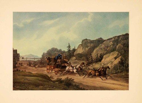 1927-blackmore-tintex-charles-b-newhouse-runaway-stagecoach-painting-artwork-blackmore-tintex-print