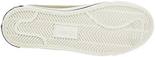 Multicolor 9252267P615 Armani Jeans Mujer Oro Zapatillas xCAZ5AOq