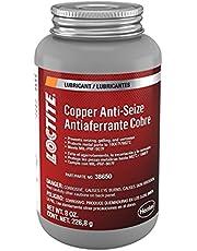 Loctite 38650 Copper Anti-Seize Lubricant Brush Top, 8-oz.