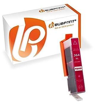 Druckerpatrone Magenta kompatibel für HP 364XL DeskJet 3070A OfficeJet 4620 Phot