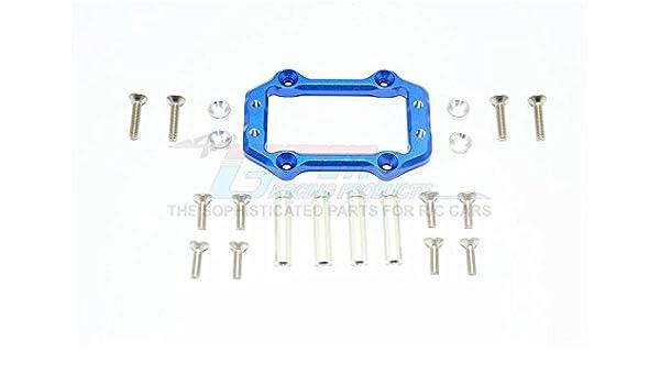 Upgrade Parts Aluminum Rear Chassis Link AR106005//106015//106018 1Pc Set Blue Arrma Kraton 6S BLX