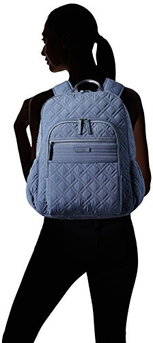 Vera Bradley Women's Campus Tech Backpack Charcoal Backpack