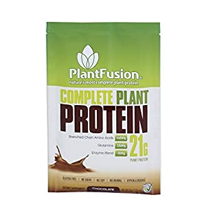 Complete Plant Protein Chocolate Box PlantFusion 12 Packets Box