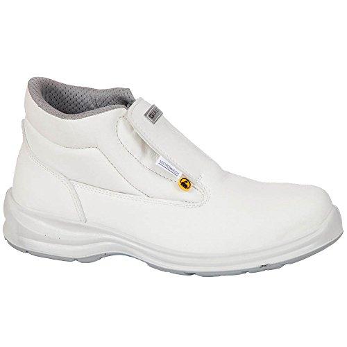 giasco avispas Botas Baltic S2, tamaño 37, 1pieza, color blanco, 92i2037