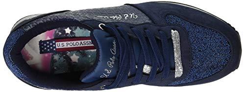 Assn Vanity polo Sneaker Donna U Club Blu s blue Blu 6Ew7xqF