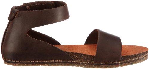 ART CRETA 440-1 - Sandalias de vestir de cuero para mujer Marrón
