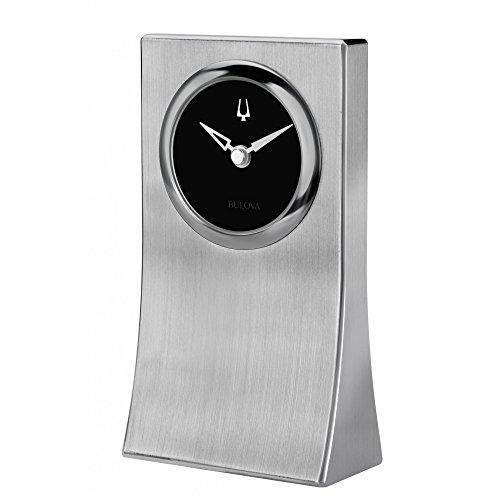 Ebony Tabletop Clock - 2