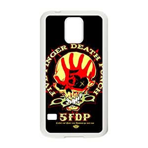 Five Finger Death Punch Brand New And High Quality Hard Case Cover Protector For Samsung Galaxy S5