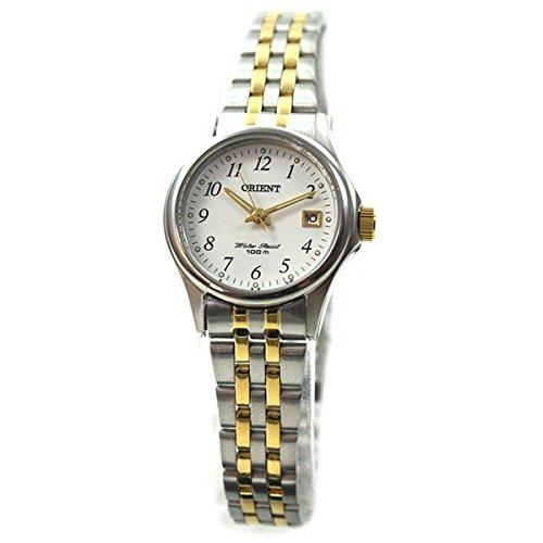 Orient - Reloj de Pulsera analógico para Mujer Cuarzo Acero Inoxidable fsz2 F003 W0: Amazon.es: Relojes