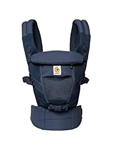 Ergobaby Adapt Cool Air - Mochila portabebés, color azul marino