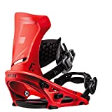Flux Ds 2018/19 Snowboard Bindings Size Red, Large
