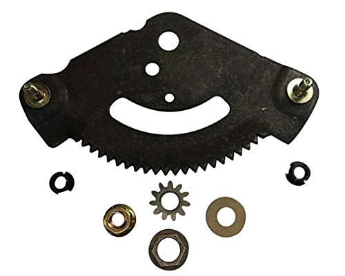 - R.A.M Reliаblе Cub Cadet, MTD, Troy-Bilt 717-1550 Steering Gear Set with Bushings and Hdwe