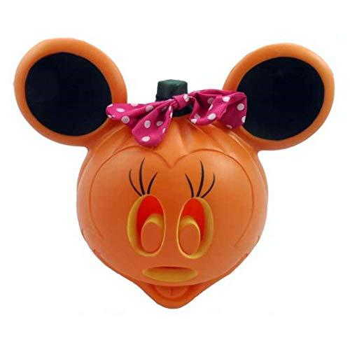 Minnie Mouse Light Up Pumpkin
