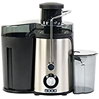 Usha 3240 400-Watt Stainless Steel Juicer (Black)