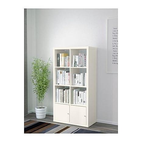 Home Contemporaneo libreria scaffale con Ante - 147 cmx77 cm ...