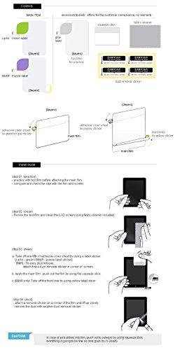 New Gilrajavy Bbar Lenovo Yoga-3 Pro Set Laptop Screen Protector +Surface Fi by WOMUL (Image #2)
