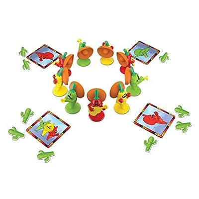 Senor Pepper - The Speedy Pepper Picker Game by Goliath: Toys & Games