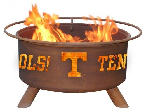 Tennessee Volunteers Fire Pit Grill