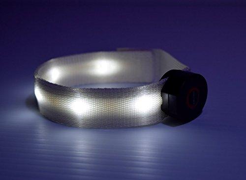 LED Light up Multicolor Safety Armband - LED