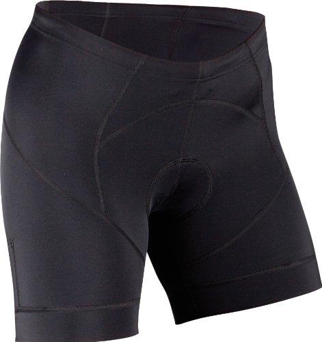 (Cannondale Women's Tri Shorts, Black,)