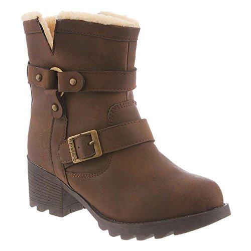 Bearpaw Kvinners Lykke: 6 I Boot Sjokolade.
