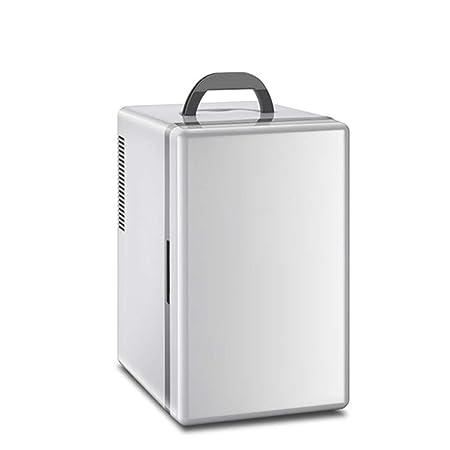 Mini refrigerador Nevera silenciosa 16L y Calentador 12V / 220V ...